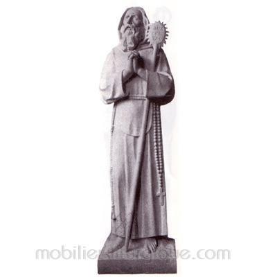 Tobie : statue sur mesure
