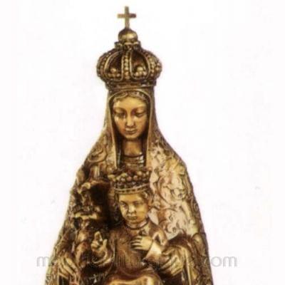 Vierge Marie avec l'enfant Jésus